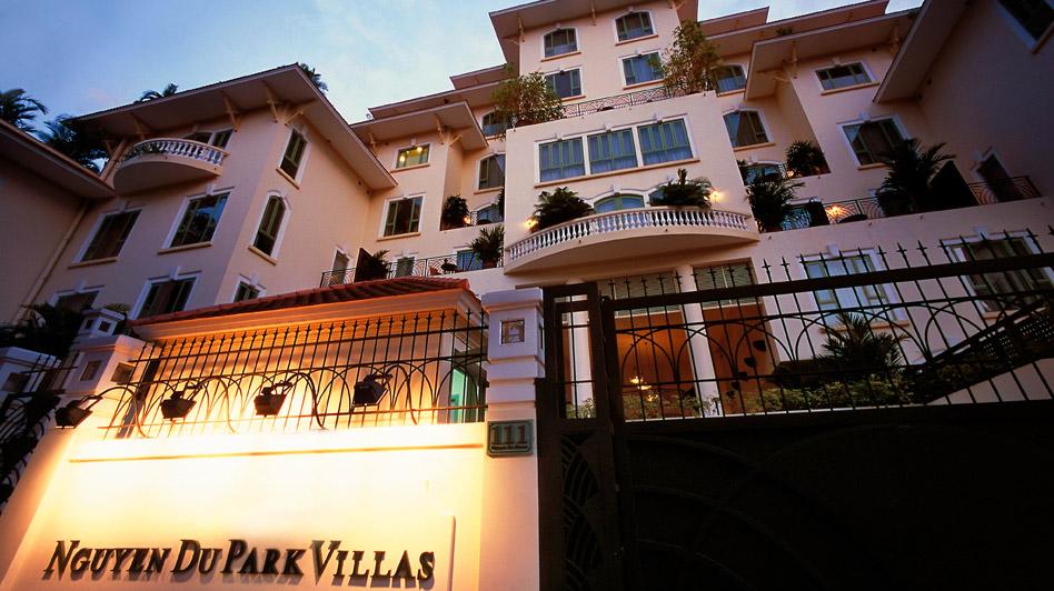 Nguyen Du Park Villas