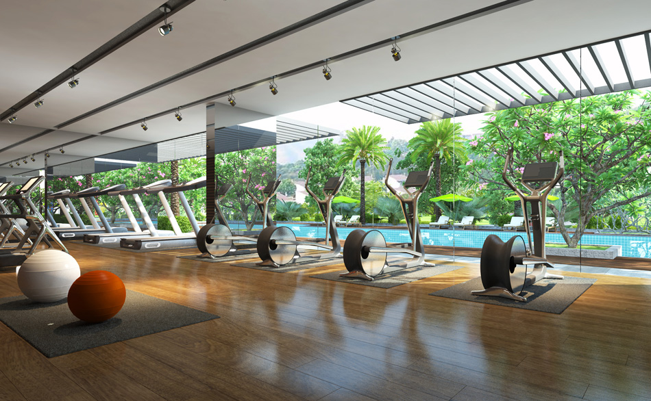 phong tap gym du an opal riverside