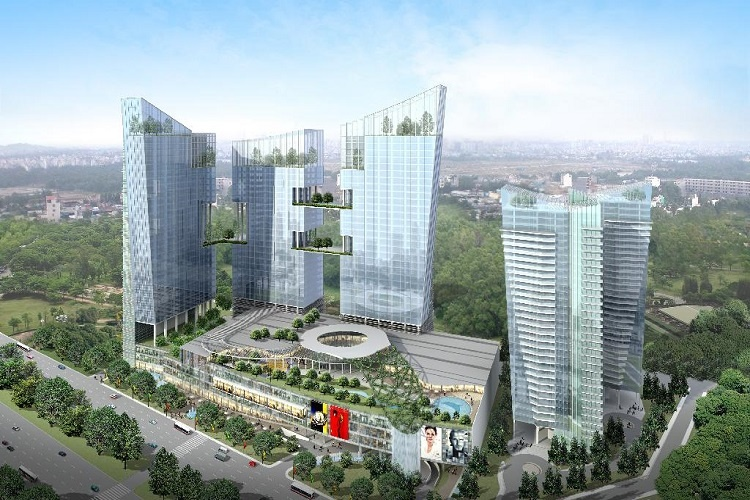 Tổng hợp các dự án thành công của tập đoàn MapleTree tại Việt Nam