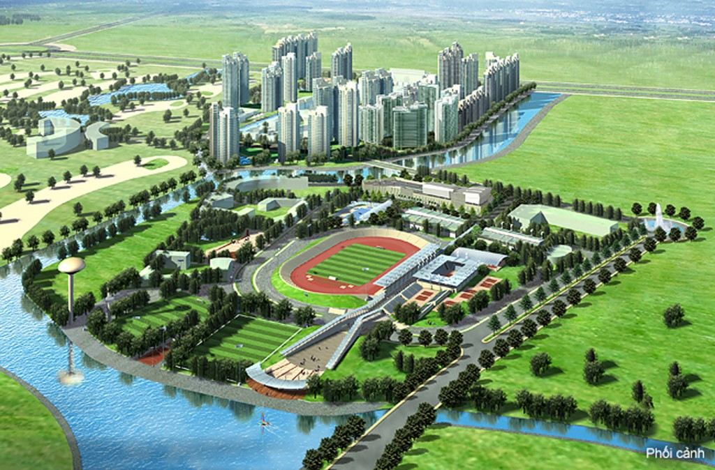 tong the du an saigon sports city quan 2 tai nam rach chiec